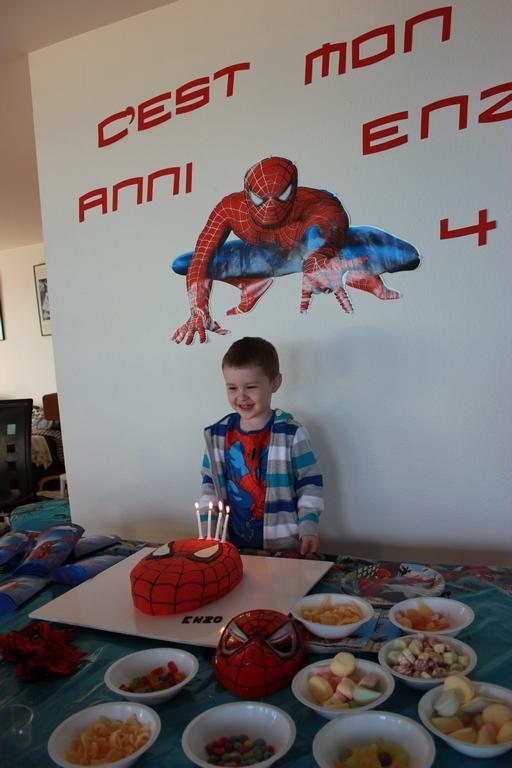 Tengo cuatro años y Nils 9 meses